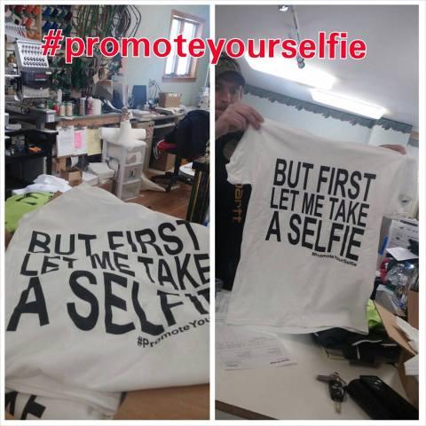 selfietshirt