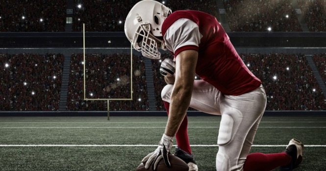 Align your brand with game day to create community awareness.